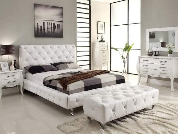 Paturile piele ecologica – stil si confort in dormitor!