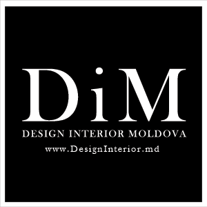 DIM - Interior Design Logo